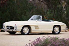 MERCEDES 300 SL 1957 #1
