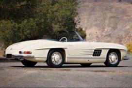 MERCEDES 300 SL 1957 #2
