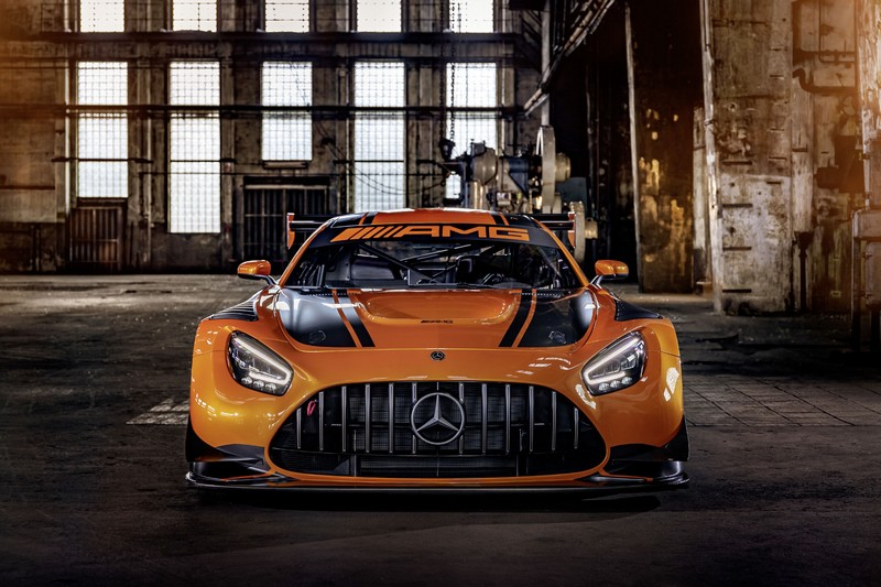 MERCEDES AMG GT3 2020 #1