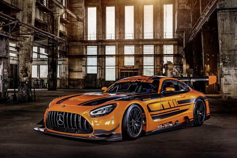 MERCEDES AMG GT3 2020 #2