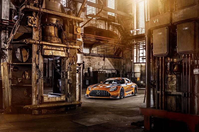 MERCEDES AMG GT3 2020 #3