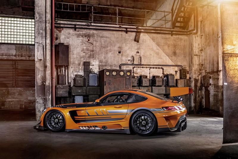 MERCEDES AMG GT3 2020 #4