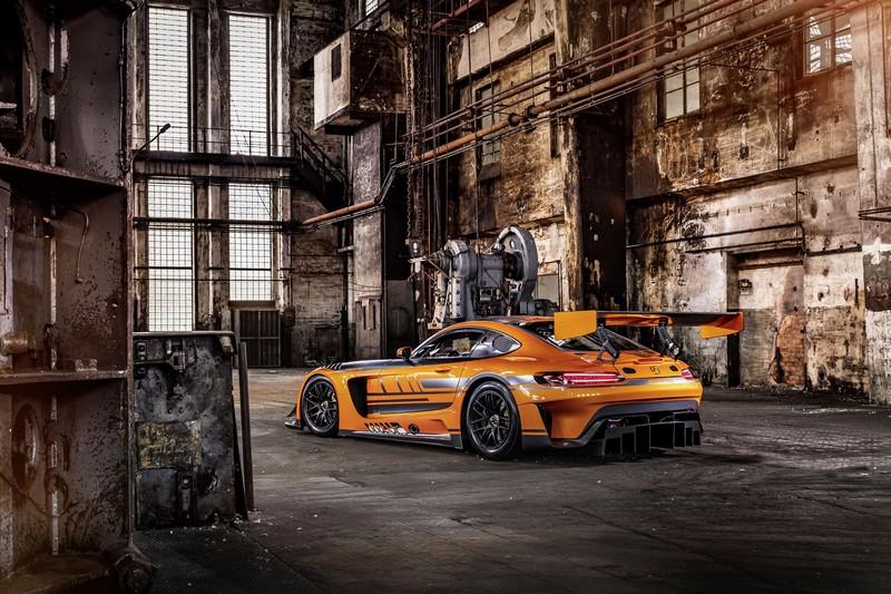 MERCEDES AMG GT3 2020 #5