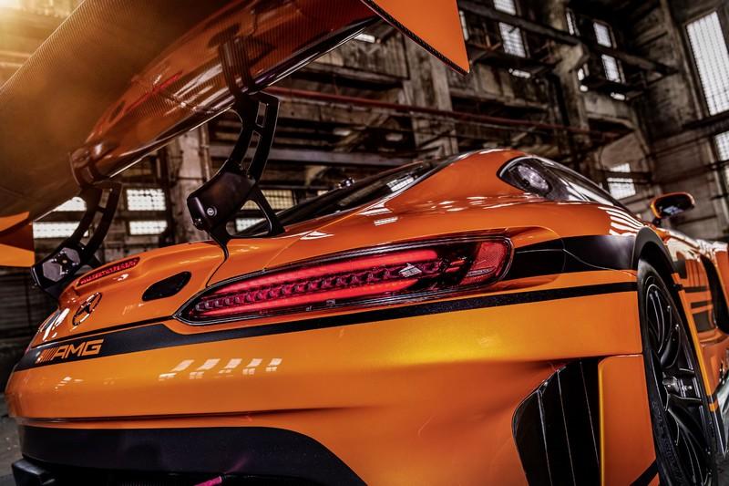 MERCEDES AMG GT3 2020 #6