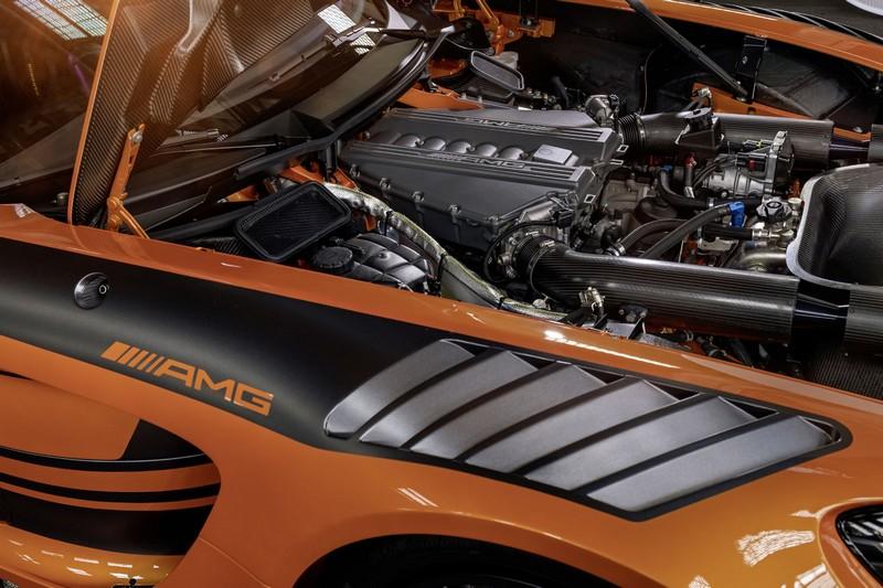 MERCEDES AMG GT3 2020 #7