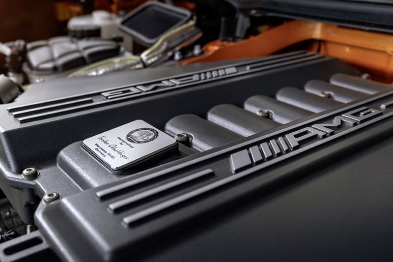 MERCEDES AMG GT3 2020 #8