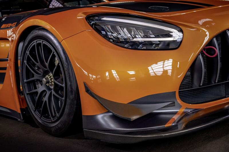 MERCEDES AMG GT3 2020 #9