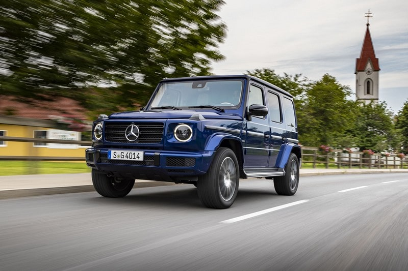MERCEDES CLASSE G STRONGER THAN TIME #1