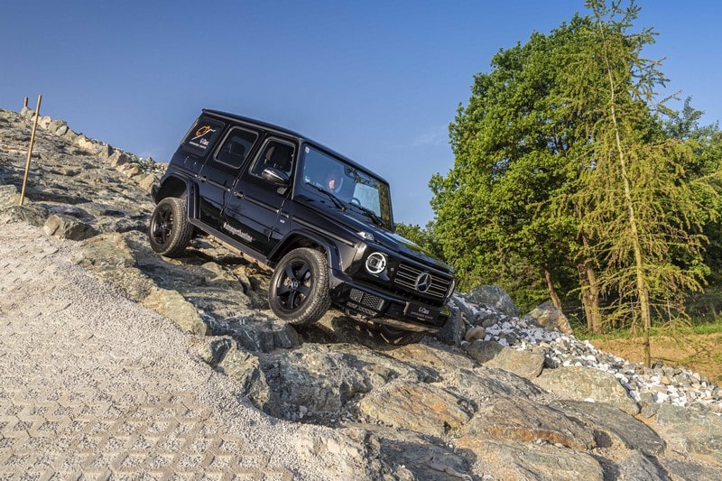 MERCEDES CLASSE G STRONGER THAN TIME #10