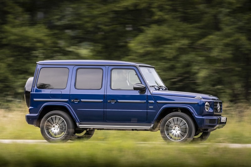MERCEDES CLASSE G STRONGER THAN TIME #2