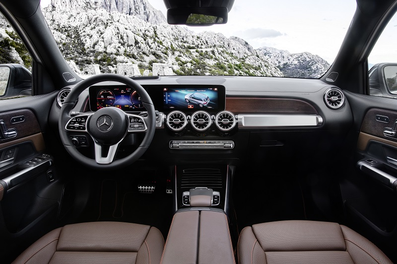 Mercedes-Benz GLB, Edition 1, Interieur   Mercedes-Benz GLB, Edition 1, Interior