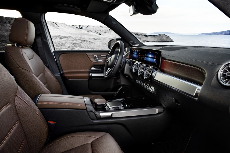 Mercedes-Benz GLB, Edition 1, Interieur 
