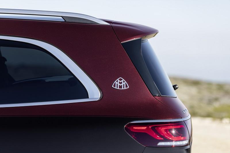Mercedes-Maybach GLS 600 4MATIC, rubellitrot / obsidianschwarz, Leder Exklusiv Nappa mahagoni/macchiato; Kraftstoffverbrauch kombiniert: 12,0-11,7 l/100 km; CO2-Emissionen kombiniert: 273-266 g/km**Angaben zum Kraftstoffverbrauch und CO2-Emissionen sind vorläufig und wurden vom Technischen Dienst für das Zertifizierungsverfahren nach Maßgabe des WLTP-Prüfverfahrens ermittelt und in NEFZ-Werte korreliert. Eine EG-Typgenehmigung und Konformitätsbescheinigung mit amtlichen Werten liegen noch nicht vor. Abweichungen zwischen den Angaben und den amtlichen Werten sind möglich. Mercedes-Maybach GLS 600 4MATIC, rubellite red / obsidian black, Exclusive nappa leather mahogany/macchiato; combined fuel consumption: 12.0-11.7 l/100 km; combined CO2 emissions: 273-266 g/km**Figures for fuel consumption and CO2 emissions are provisional and were determined by the Technical Service for the certification process in accordance with the WLTP test method and correlated into NEDC figures. EC type approval and a certificate of conformity with official figures are not yet available. Differences between the stated figures and the official figures are possible.